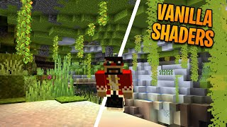 Shaders And Lush Caves Added To Minecraft 1.17