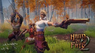 2 hours of Hand of Fate 2 - YouTube