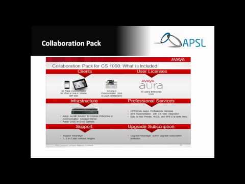 APSL Partner Webinar - The Next Steps For Your Nortel Customers