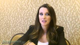 Arrow Interview: Katie Cassidy At Comic-Con 2012