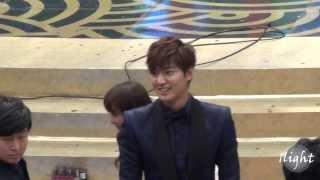 Lee Min Ho 2013 SBS Drama Awards