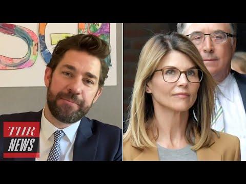 Lori Loughlin to Plead Guilty, John Krasinski Sells 'Some Good News' to ViacomCBS | THR News