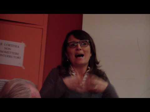 Convegno sul gioco a Genova: l'intervento di Cristina Lodi