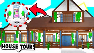 MY NEW DREAM HOUSE TOUR ON BLOXBURG! (Roblox)