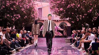 Versace Men's Spring Summer 2020 Fashion Show