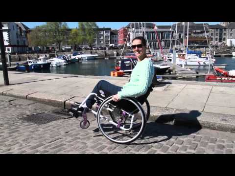 Invacare Action 5 Self Propelled