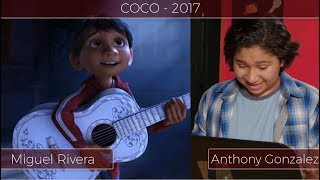 Behind The Voices 3 - Coco, Zootopia, Despicable Me,...