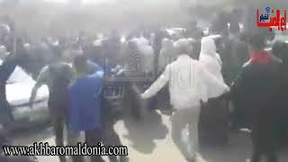طلاب جامعة الازهر ينتفضون في مظاهرات حاشدة ضد قرار ترامب باعتبار ...