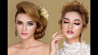 Trang Điểm Cô Dâu Theo Phong Cách Ân Độ - India Makeup Style / Hùng Việt Makeup