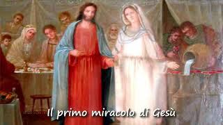 Il primo miracolo di Gesù - omelia di p.Pablo Martin Sanguiao,