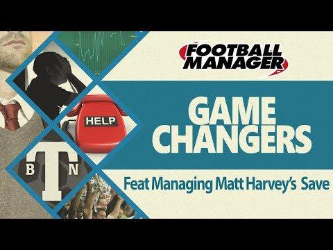 FM19 Gamechanger - What if I managed Matt Harvey's save Football Manager 2019