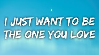Boxout - I Just Want to Be the One You Love (Lyrics)