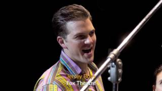 Jersey Boys At The Fox Theatre