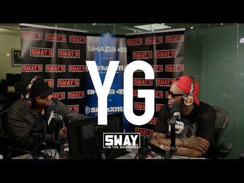 YG on Relations Between Mexican and Black People + Street Perspective on Gun Control and Violence