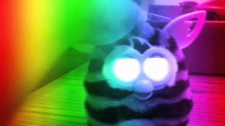 Furby Dancing to Music