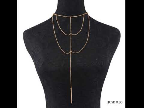 Wholesale Body Chain - 8090jewelry.com