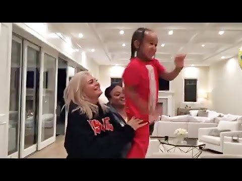 Kylie Jenner Throws Tyga the Cutest Surprise Birthday Party