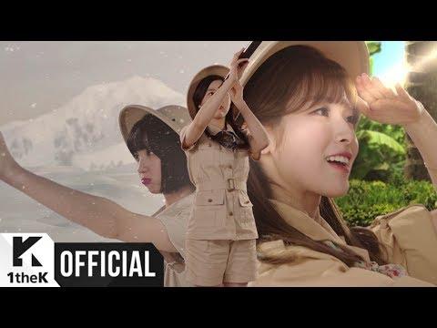 [MV] OH MY GIRL BANHANA(오마이걸 반하나) _ Banana allergy monkey(바나나 알러지 원숭이)