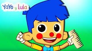 Pin Pon es un Muñeco - Canciones Infantiles   Yayo y Lula