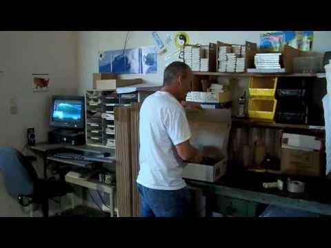 eBodyboarding Order Process
