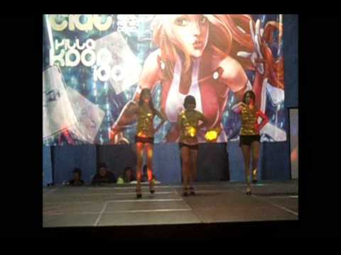 Baixar 2014-07 TNT Especial - Catallena (Dance cover Aqua Dream)