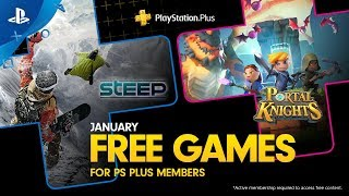 PlayStation Plus going Steep in the new year