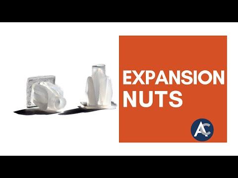 Expansion Nuts by ARaymond Tinnerman