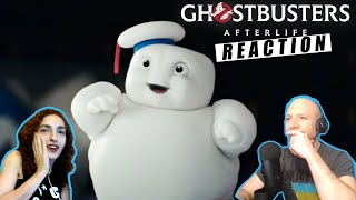 GHOSTBUSTERS: AFTERLIFE - Mini-Pufts Character Reveal REACTION