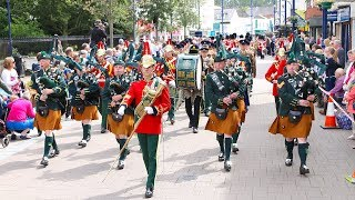 Armed Forces Day Parade - Coleraine 2018