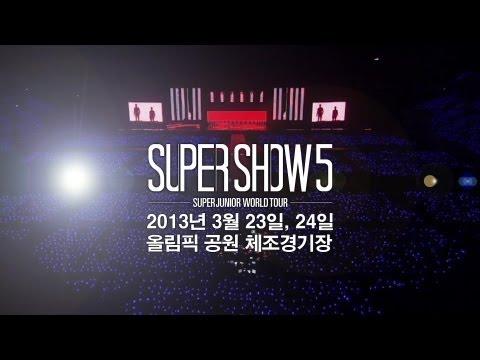 SUPER JUNIOR WORLD TOUR 'SUPER SHOW5' in SEOUL_SPOT