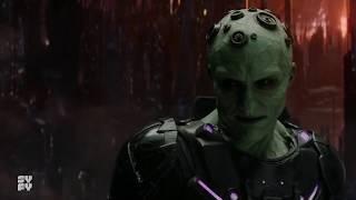 BRAINIAC MEETS ZOD! (New Gods tease!) - Krypton Episode 10