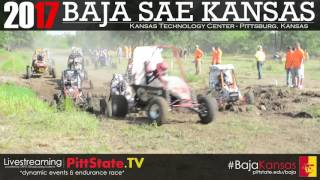 '2017 Baja SAE Kansas (teaser) - Pittsburg State University