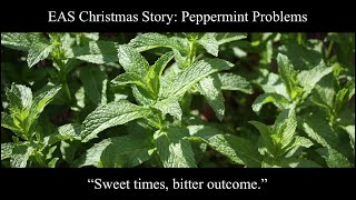 EAS Christmas Story: Peppermint Problems