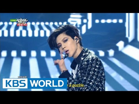 TAEMIN - Danger | 태민 - 괴도 [Music Bank Year-end Chart Special / 2014.12.19]