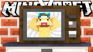 A WORKING TV IN MINECRAFT!? | Minecraft Build Battle
