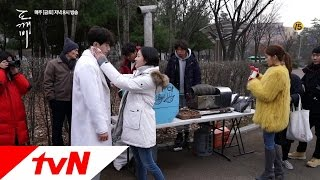 Guardian : The Lonely and Great God [메이킹] 계란후라이(?)와 도깨비 내외, 그들의 즐거운 더블 데이트♥ 170106 EP.11