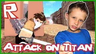 Team Attack On Titan / Roblox