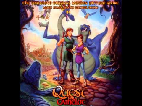 Quest for Camelot OST - 01 - Looking Through Your Eyes ( LeAnn Rimes)