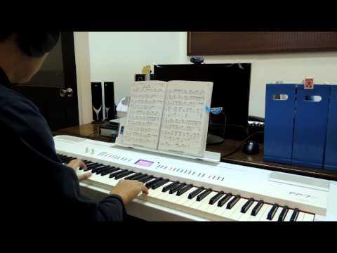 步步驚情主題曲-五月天《步步》 孟儒老師鋼琴演奏版