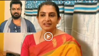 Vadinamma serial fame Sujitha seeks support for her brothe..