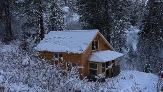 Little House in Winter -- The Beautiful Life