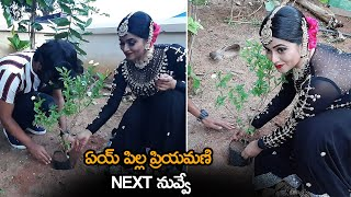 Tollywood actress Purna challenges Priyamani, Allari Nares..