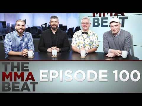 The MMA Beat: Episode 100