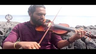 Laglwar Cover - Carnatic Violin Instrumental (Pooven.M) - Official
