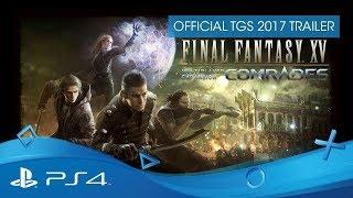 Final fantasy xv pack d'extension muti « frères d'armes » :  bande-annonce finale