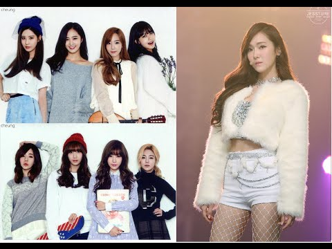 SNSD members covering jessica´s parts 1/3