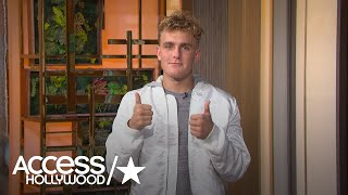 Jake Paul On White House Stunt: 'The Secret Service Came To My House' | Access Hollywood