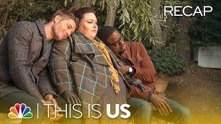 This Is Us - The Biggest Moments of Season 2 (Recap)