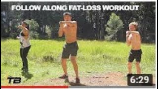5 Min Kickboxing Cardio Workout For Rapid Fat Loss ft Mike Zhang