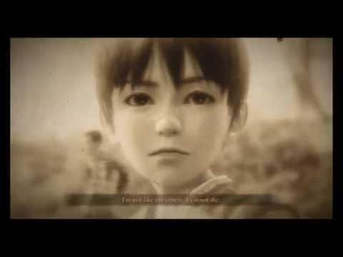 Project Zero Maiden of Black Water - Ren Bad Shiragiku Ending